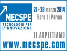 MECSPE 2015 – Parma, Italia, 26-28 Marzo 2015