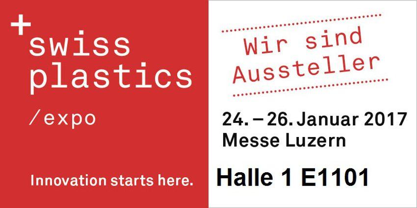 Swiss Plastics Expo 2017 – 24-26 Gennaio