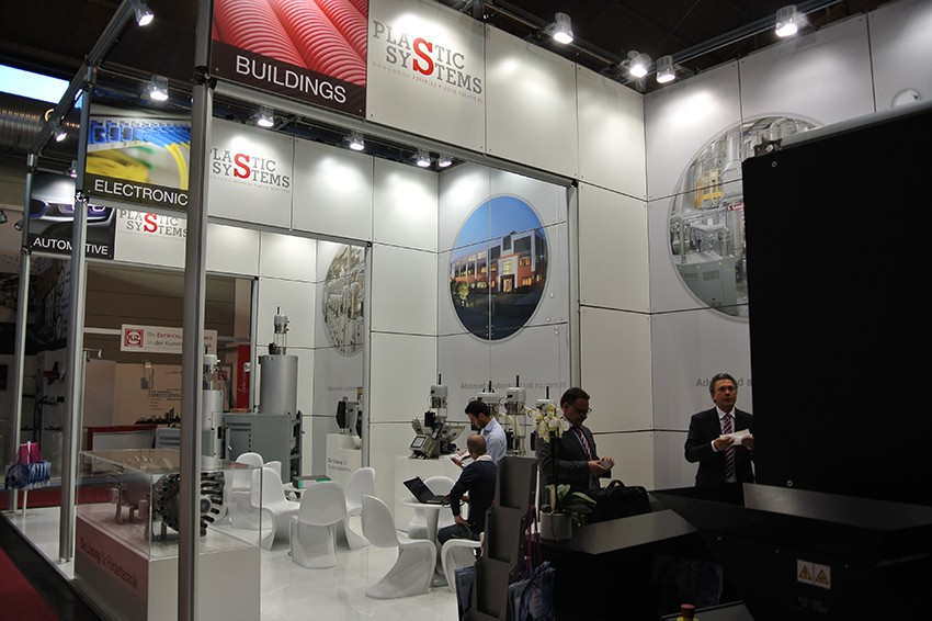 Plastic Systems at Fakuma, 14-18 of Octobre 2014 – HALL B3  STAND 3113