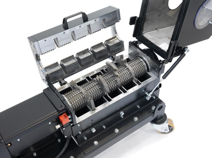 Granulatori per materie plastiche - Serie GR - foto7