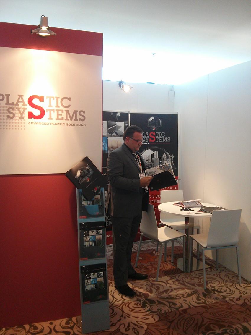 Plastic Systems al PET Forum 2014 23-24 Ottobre 2014 – Hotel Sheraton Milano Malpensa