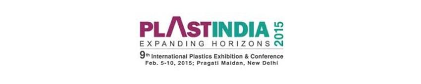 PLASTINDIA Gandhinagar, Gujarat, India, 5-10 febbraio 2015