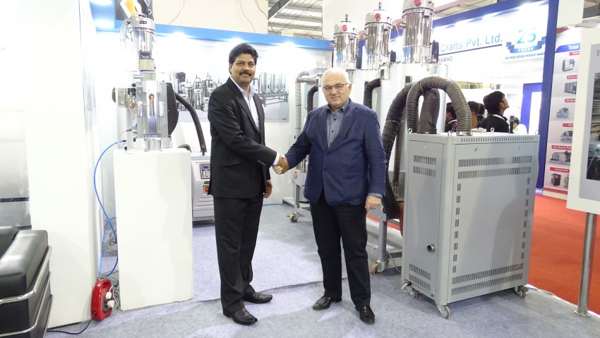 Plastic Systems sets up a facility in India