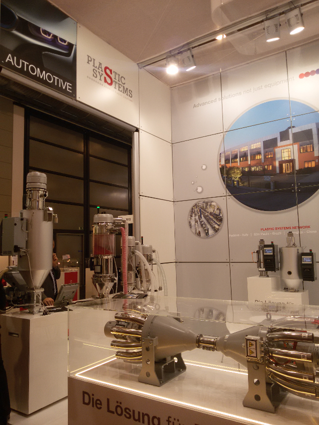 Plastic Systems at Fakuma, 13-17 of Octobre 2015