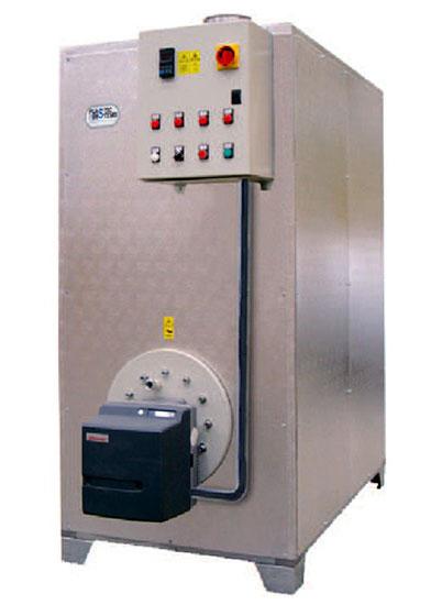 Gas Heaters -Serie GH - foto1